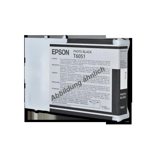 Epson Tinte matt black für